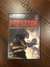 Predator: Concrete Jungle (Sony PlayStation 2, 2005)