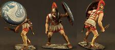 Tin toy soldiers ELITE painted 54 mm  Spartan Greek Hoplite with Sword