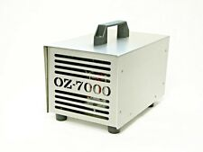OZ-7,000 mg/hr Commercial Ozone Generator with Moisture Proof Elements