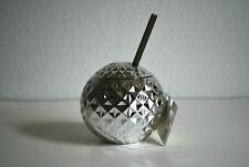 Silver Color Modern BALL design Water Bottle! BRAND NEW !