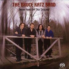 Bruce Katz - Three Off the Ground [New SACD] Single Layer SACD
