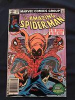AMAZING SPIDER-MAN #238 (198) KEY ISSUE: 1st Hobgoblin, Around VG (Q) No Tattooz