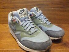 Nike Air Max 1 Azul claro/gris pizarra Casual Zapatillas UK 5 EU 38.5