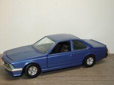 BMW 635 CSI Coupe - Bburago Italy 1:26 *33150