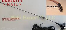 High Gain 5dbi 13 inch GPRS GSM 3G UMTS TS9 Antenna for USB Modem Ships from USA