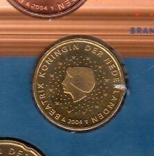 Pays Bas - 2004 - 10 Centimes D'euro FDC Scéllée provenant coffret BU 50 000 ex