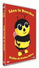 Drôles de petites bêtes : Léon le bourdon - DVD - NEUF - VERSION FRANÇAISE