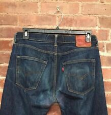 Levi's 501 White Oak Cone Selvage Men's Jeans Size 33 X 32, USA