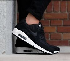 Nike Air Max 90 Premium Size 6 UK - 40 EUR Womens Shoes Trainers Black New