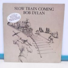 "33T Bob DYLAN Vinyl LP 12"" SLOW TRAIN COMING - GOTTA SERVE SOMEBODY - CBS 86095"