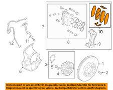 KIA OEM 2011 Sorento Brake-Front Pads 581011UA00