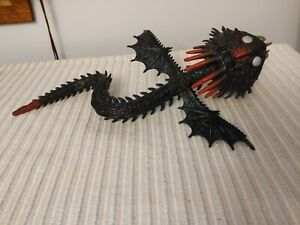 How ToTrain Your Dragon Whispering Death Dreamwork HiddenWorld Bendable Body.m31