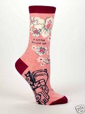 Blue Q A Little Mixed Up Women's Casual Sock (5-10)