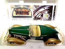 Hamilton Mint 1935 Auburn 851 Speedster Solitaire 1:18th scale diecast Ertl 1:18
