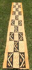 Kuba Bakuba African Art Tribal Raffia Handwoven Textile Plant Fiber cloth Congo