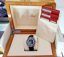 Omega DeVille Hour Vision Watch 41mm New Never Worn 43133412101001 New $7200