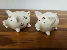 Mid Century Modern Little Pigs Salt & Pepper Shakers made Japan