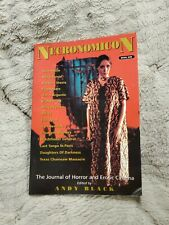 Necronomicon : The Journal of Horror and Erotic Cinema (1996, Trade Paperback)