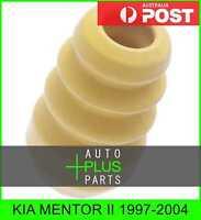 Fits KIA MENTOR II Rear Bumper Coil Spring Bump Stop
