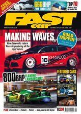 Fast Car Magazine - May 2018 Modes Tuning VW Nissan Mazda Lamborghini Ferrari