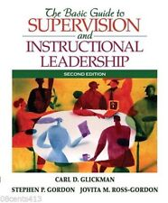 Supervision and Instructional Leadership by Stephen P. Gordon (Paperback) 2nd ED