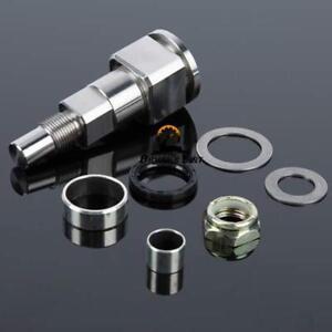 Stainless Steel Steering Swivel Shaft Pin Upper Gimbal MerCruiser Alpha Bravo