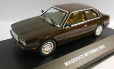 IXO Maserati Diecast Cars