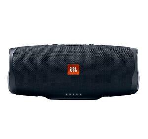 JBL Charge 4 Black Open Box Bluetooth Speaker
