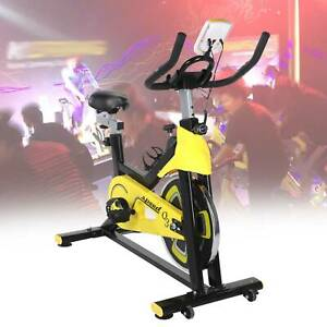 Adjustable Indoor Bike Exercise Bike Gym Training Cycle Home Fitness Workout