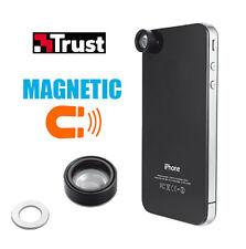 MAGNETIC MACRO LENS for iPhone 4 5 6 iPad Fisheye Wide Angle Samsung Camera