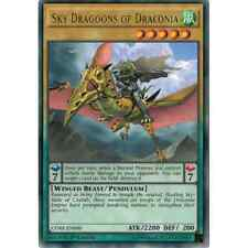 YU-GI-OH! CLASH OF REBELLIONS * CORE-EN000 Sky Dragoons of Draconia
