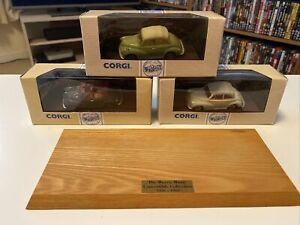 Corgi Morris Minor Convertible Collection