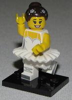 LEGO NEW SERIES 15 BALLERINA 71011 MINIFIGURE DANCER MINIFIG FIGURE