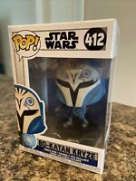 Funko Pop Star Wars The Clone Wars Mandalorian Bo-Katan Kryze #412
