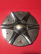 BACCARAT Chrome Wheel Center Cap Part # SC-120