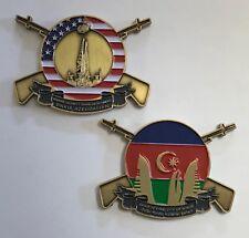 USMC MSG Marine Security Guard Detachment MSG-Det Baku Azerbaijan