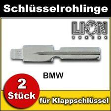 Schlüsselrohling für Klappschlüssel ZV BMW universal E46 E39 E53 E60 E65 X5
