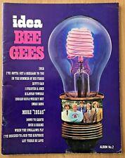 Sheet Music : Idea - Bee Gees #97
