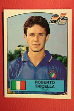 Panini EURO 88 N. 84 ITALIA TRICELLA WITH BACK VERY GOOD/MINT CONDITION