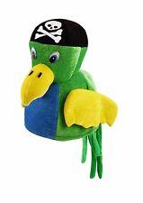 Fancy Dress Pirate Parrot Hat Novelty Accessory (H20 452)