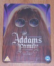 Addams Family - Steelbook (blu-ray). New & sealed ( Zavvi UK).