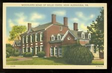 Alexandria, Virginia, Woodlawn Home of Nellie Custis  (AlexandriaVA#60)