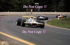 Jack Brabham Brabham BT33 Belgian Grand Prix 1970 Photograph 2