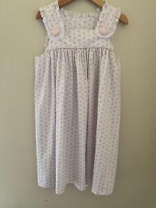 Shrimp & Grits girls strawberry dress size 6 knit