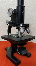 Classic Ao Spencer Monocular Microscope