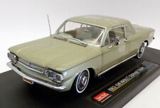 Sun Star 1/18 Scale Model Car 1485 - 1963 Chevrolet Corvair Coupe - Autum Gold