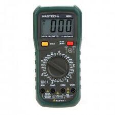 MASTECH MY61 DMM Digital Multimeter AC/DC Ammeter Voltmeter Ohmmeter Capacitance