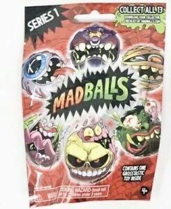 New Sealed Dust Brain # 4 Madball Minis Series 1 Blind Bags
