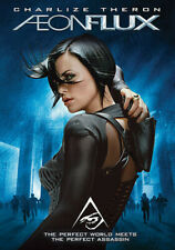 Aeon Flux [New Dvd] Ac-3/Dolby Digital, Dolby, Dubbed, Subtitled, Widescreen