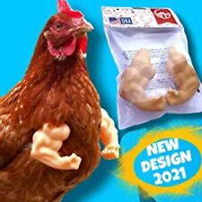 Muscle Chicken Arms Gag Gift Chicken Arms for Chicken to wear Muscle Arms NZ